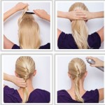 Acconciatura French Twist Ponytails