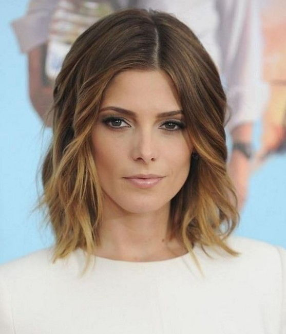 Ashley Greene con Taglio capelli Wob