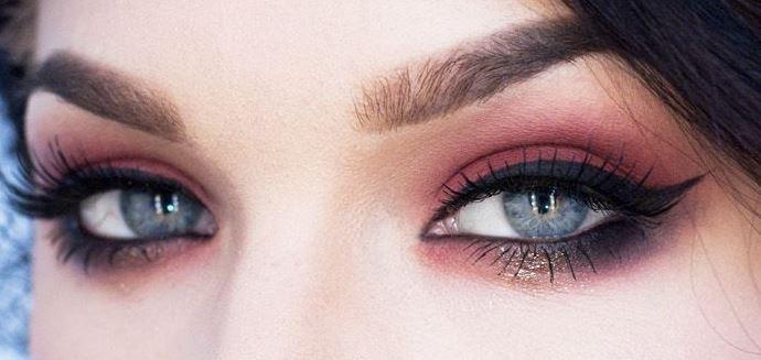 Make up occhi stile Burlesque