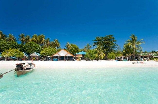 Resort Havelock Island in India