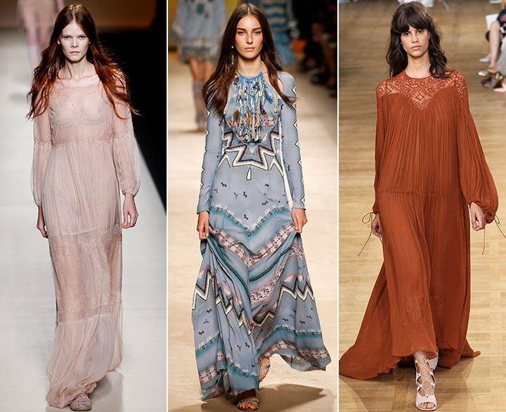 10 tendenze della moda primavera estate 2015 for Arredamento stile anni 70