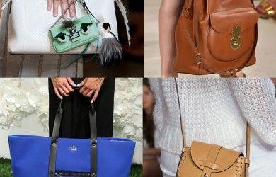 Tendenze Moda Borse primavera estate 2015