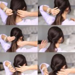 Tutorial come fare french Twist ponytails
