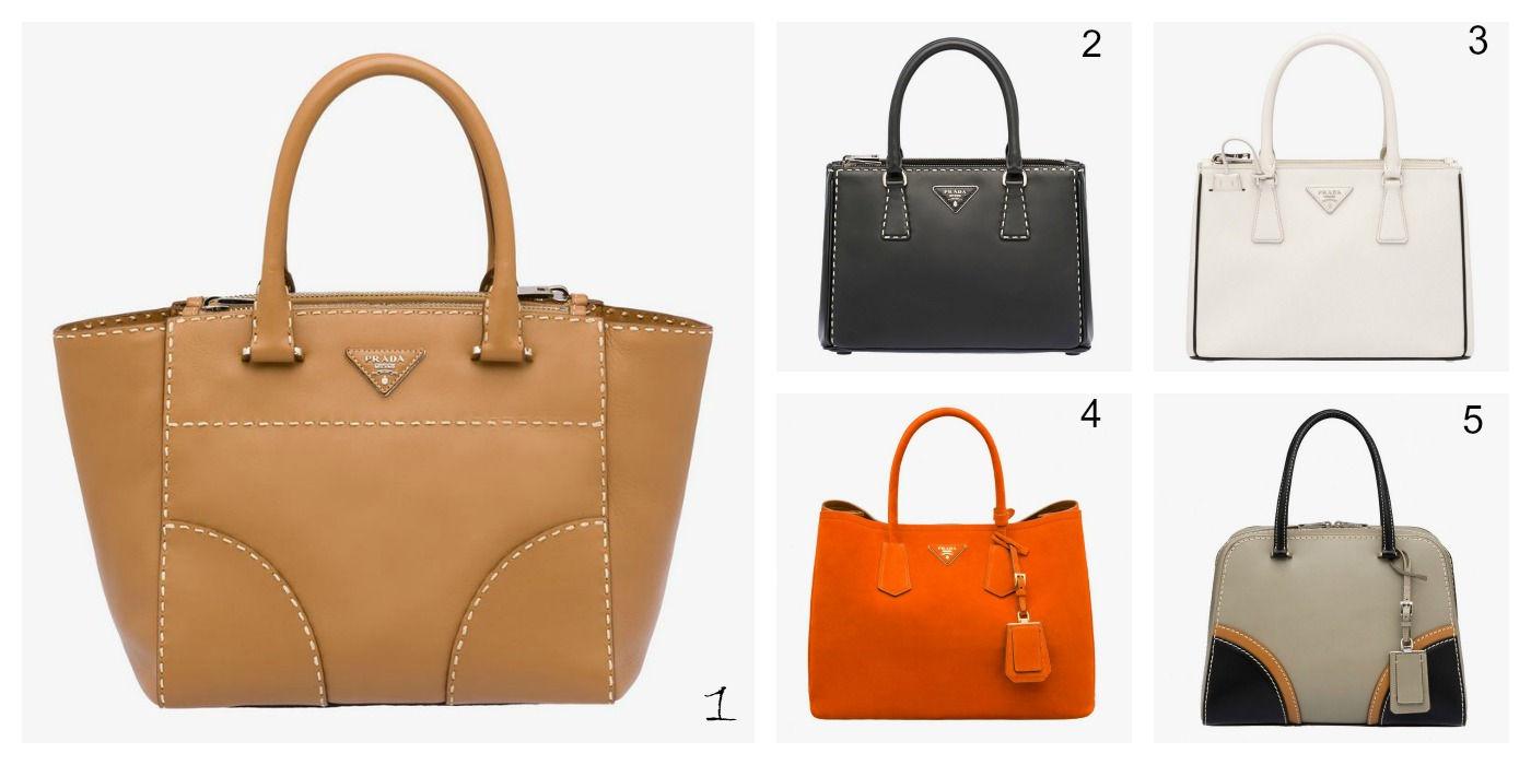 Borse Fendi Primavera 2015 : Borsa prada primavera estate new purses