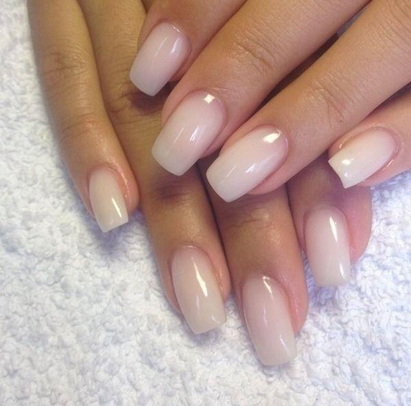 Classica manicure da sposa