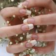 Immagini Nail Art Sposa 35 Foto Manicure unghie per il matrimonio
