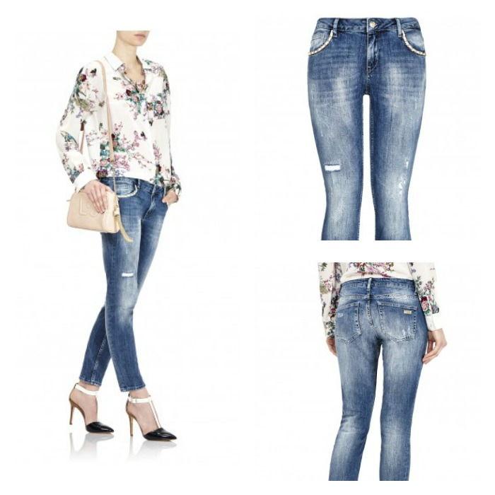 new styles f56c1 fe870 Nuovi Jeans Liu Jo primavera estate 2015: Collezione e Foto