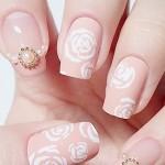 Originale Manicure da sposa