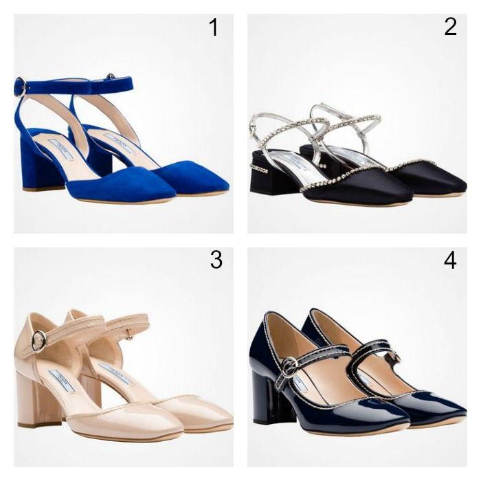 sports shoes 6cd4a f60d3 Borse, Scarpe e Sandali Prada collezione primavera estate 2015