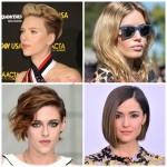 Tendenze Tagli capelli corti medi e lunghi donna 2015