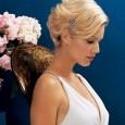 Acconciatura da sposa con capelli corti