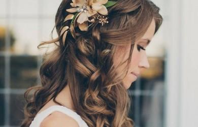 Acconciature Sposa capelli lunghi medi e corti Foto