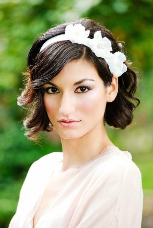 Preferenza Acconciature Sposa capelli lunghi, medi e corti: Foto - Lei Trendy SK93