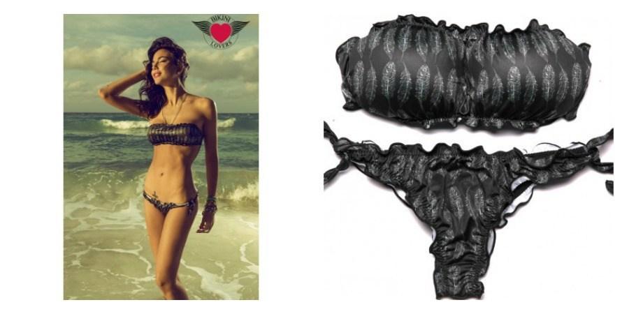 c3565d15159e Costumi da bagno Bikini Lovers estate 2015: Novità, Prezzi e Foto