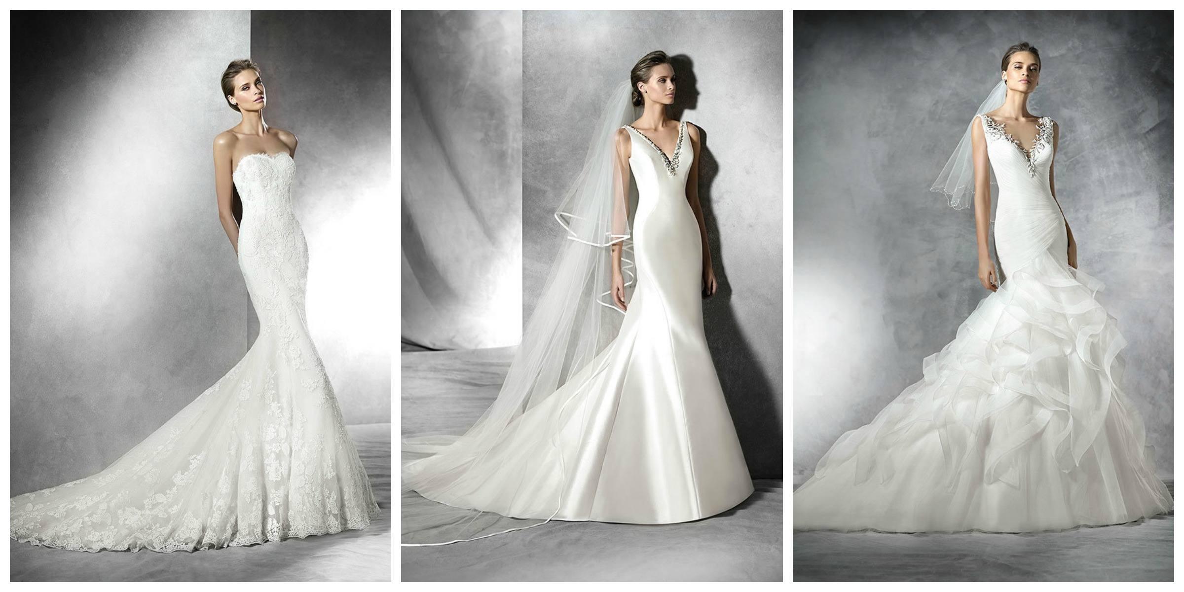 db270ed611b6 Pronovias abiti da sposa collezione 2016 - Lei Trendy
