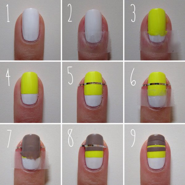 Come fare Nail Art in casa