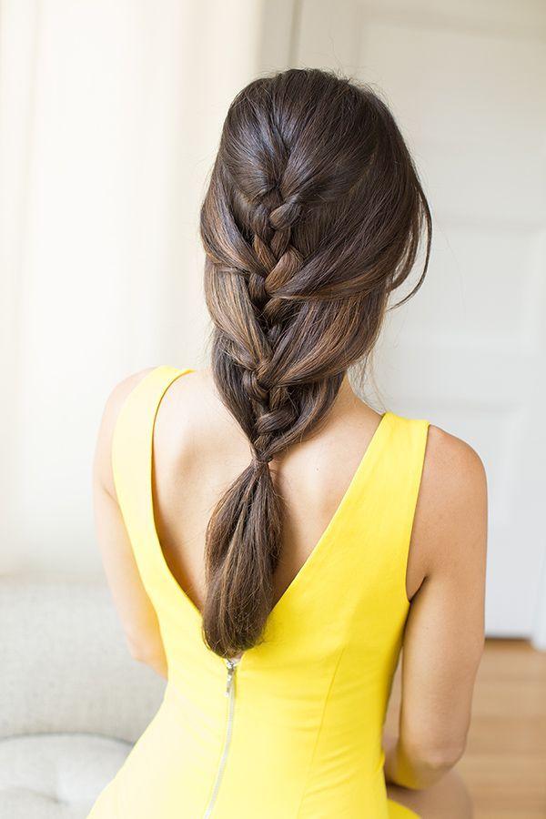 unusual hairstyles : Ho raccolto qui di seguito 3 Tutorial di acconciature facili e veloci ...