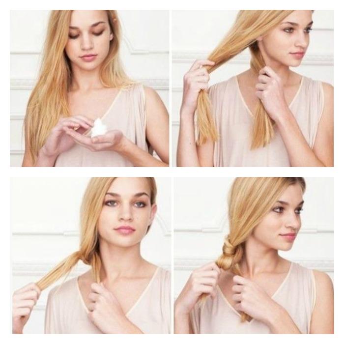 Estremamente 3 Acconciature Estive facili e veloci con capelli lunghi - Lei Trendy ZE42