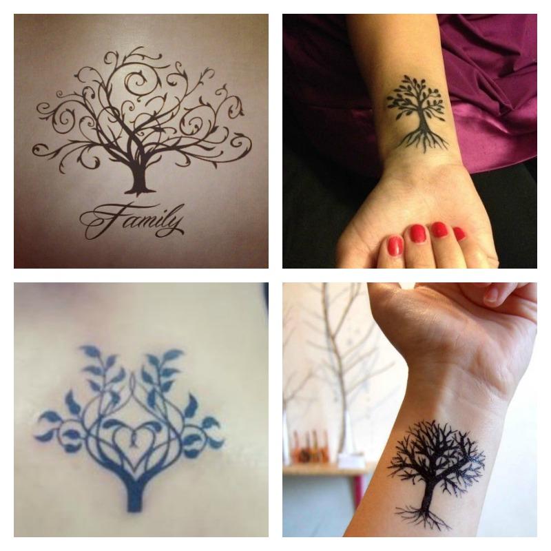 Preferenza Tatuaggi con Significato di Famiglia - Lei Trendy RD61