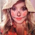 Idea Halloween maschera da spaventapasseri