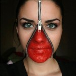 Idea Trucco Halloween viso