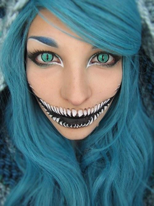 Idea Trucco Halloween