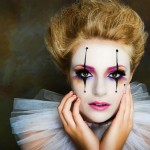 Trucco Halloween viso donna