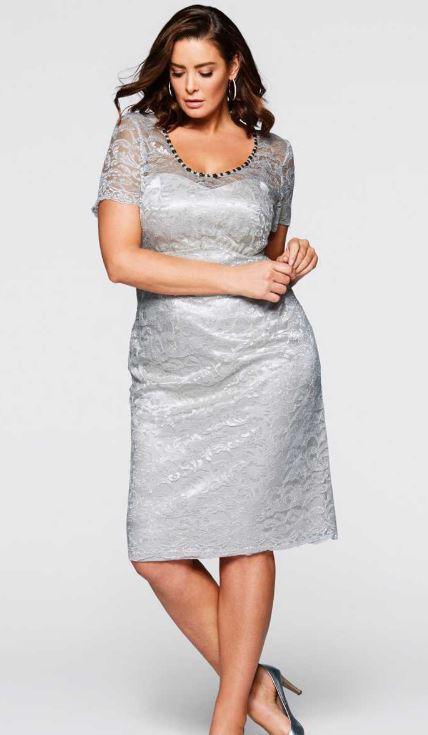 88e4a87a0db4 Bonprix abiti da sera taglie forti – Modelli alla moda di abiti 2018