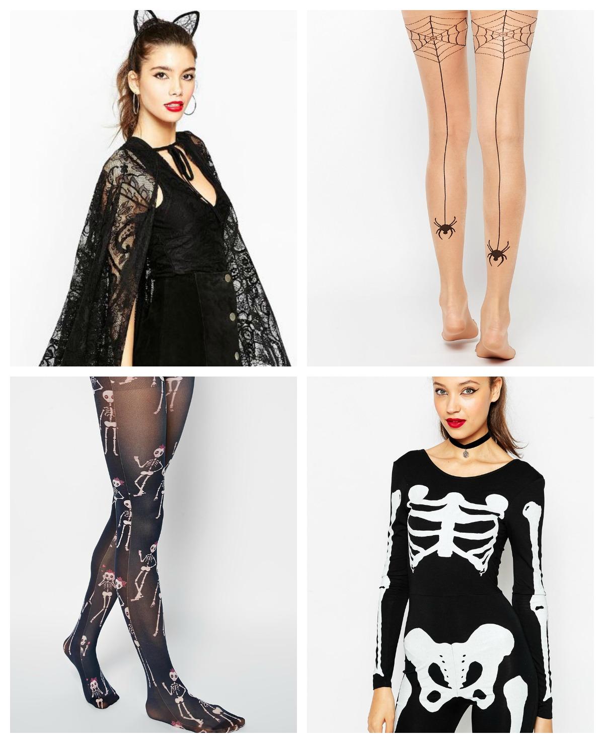 Idee costumi maschere e accessori halloween lei trendy for Idee e accessori
