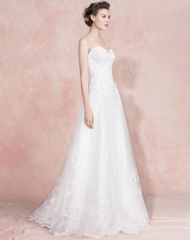 e9d52342fd0b Cool italia dress  Abiti da sposa corti carlo pignatelli