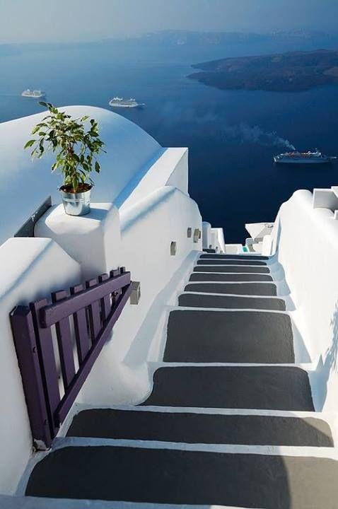 Viaggio di nozze in Grecia a Santorini
