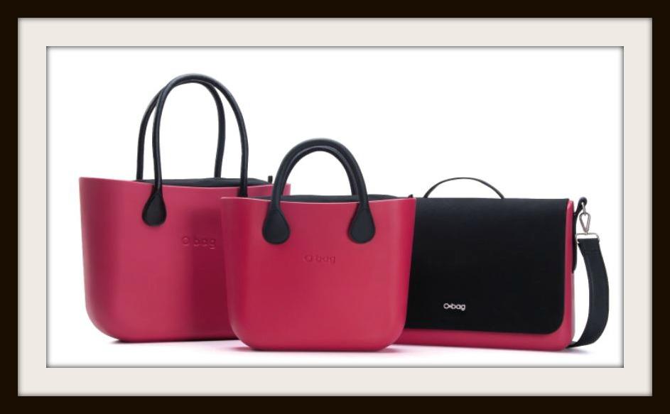 a0c30a66bb Borse O Bag color rosso ciliegia 2016: prezzi - Lei Trendy