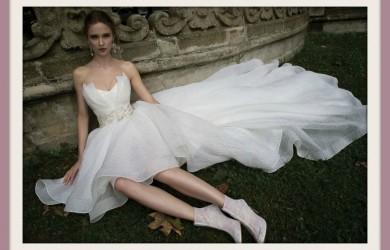 Collezione Abiti da Sposa 2016 Alessandra Rinaudo Bridal Couture