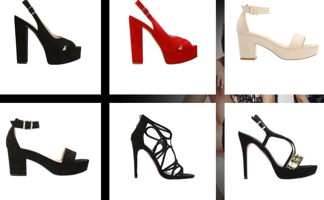 Collezione primavera estate scarpe Primadonna estate 2016
