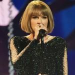 Nuovo Taglio capelli a caschetto con frangia Taylor Swift