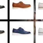 Scarpe francesine Primadonna collezione primavera 2016