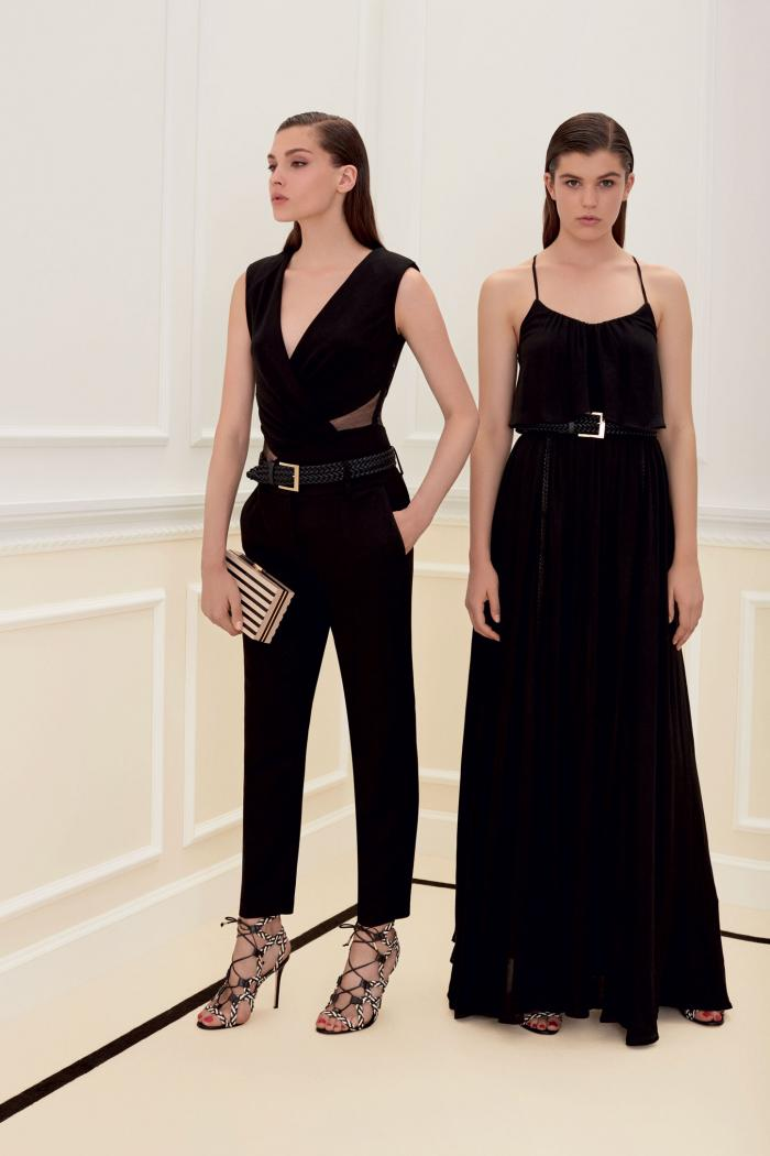 738c76f9a4ab Vestiti lunghi e Tute eleganti da cerimonia Elisabetta Franchi - Lei ...