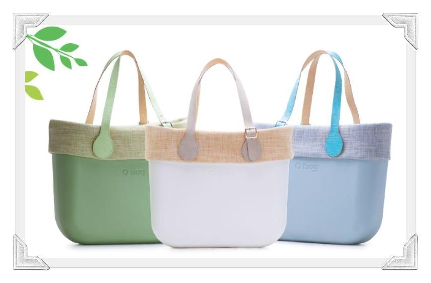 Manici Per Borse O Bag.Borse O Bag Primavera Estate 2016 Nuovi Bordi E Manici