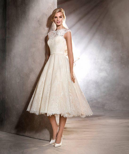 Modelli di abiti da sposa vintage