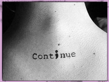 Tatuaggio punto e virgola significato e foto lei trendy tatuaggio punto e virgola significato e foto altavistaventures Gallery