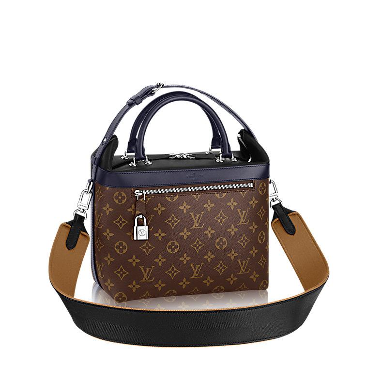 8c75e97c7f Borsa Bauletto Louis Vuitton inverno 2016 2017: City Cruiser Bag ...