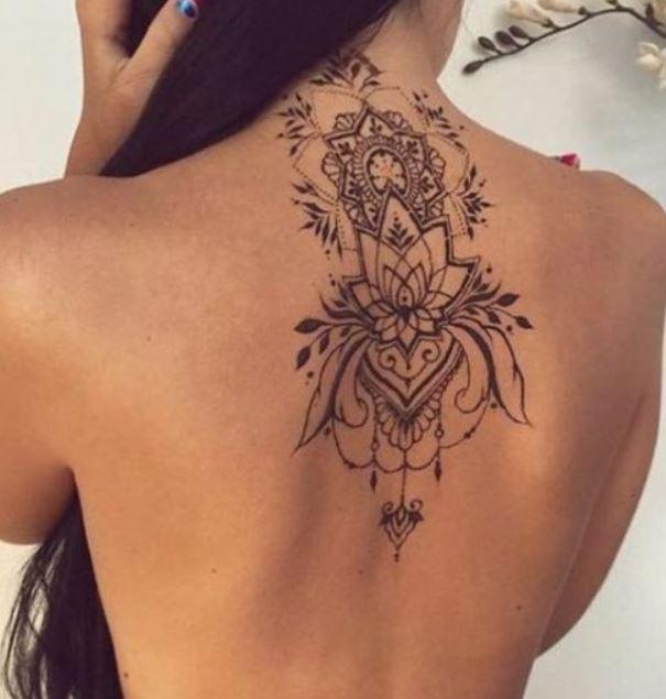 Favorito Tatuaggio Mandala: Significato e Immagini - Lei Trendy HV96