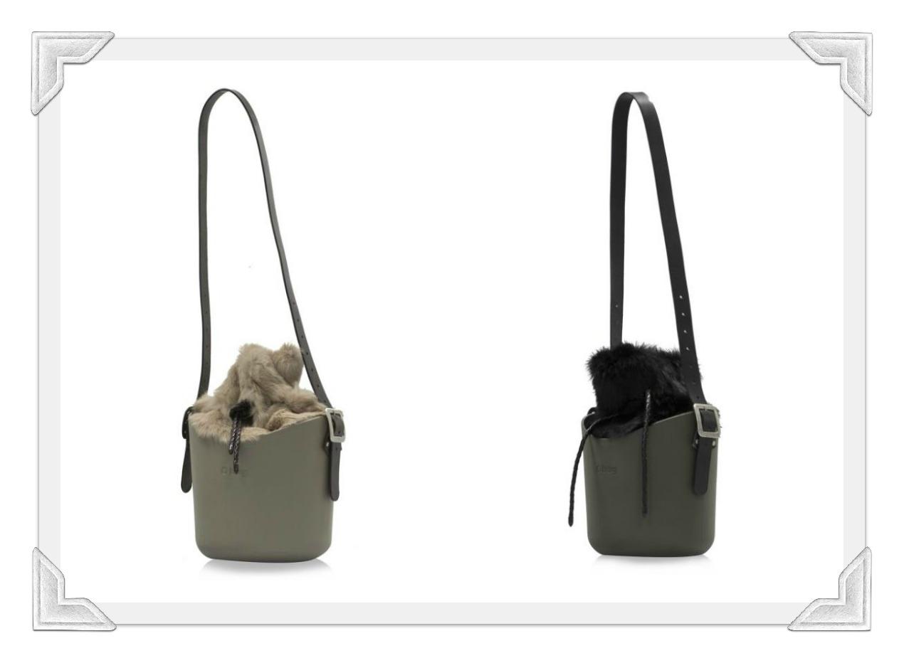 borsa o bag o basket a secchiello inverno 2016 2017 lei trendy. Black Bedroom Furniture Sets. Home Design Ideas