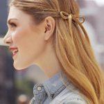 Facile Acconciatura con capelli lunghi