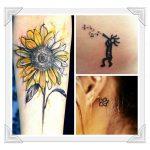 Foto Tatuaggi con Significato Felicita Simboli e Frasi