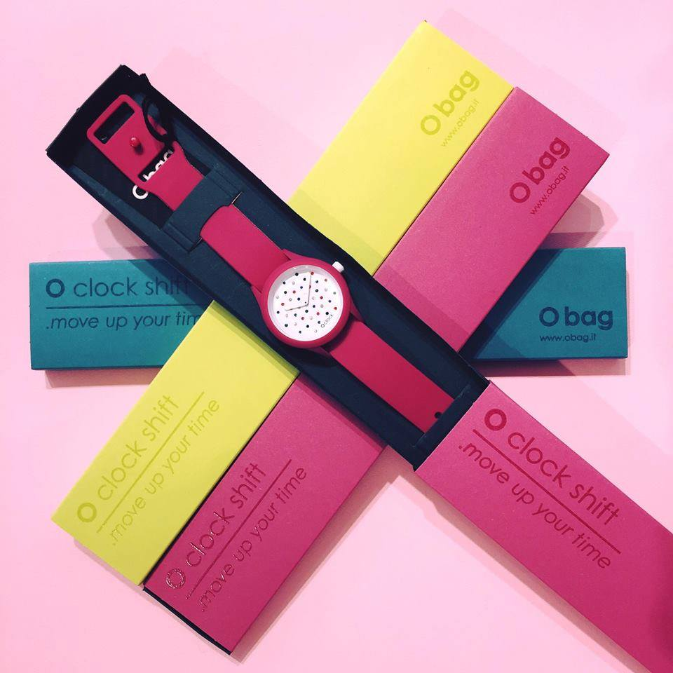 2a91e5733d Nuovi Orologi O Clock Shift di O Bag - Lei Trendy