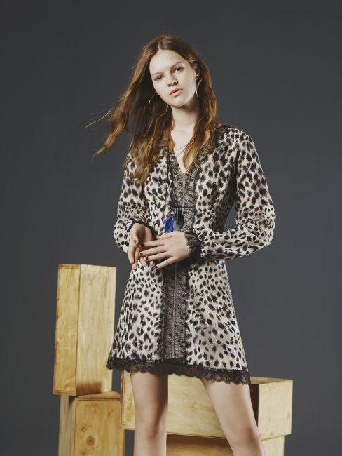 de Otoño 2017 Lei de Invierno Sisley Colección moda ropa 2018 b67fyg