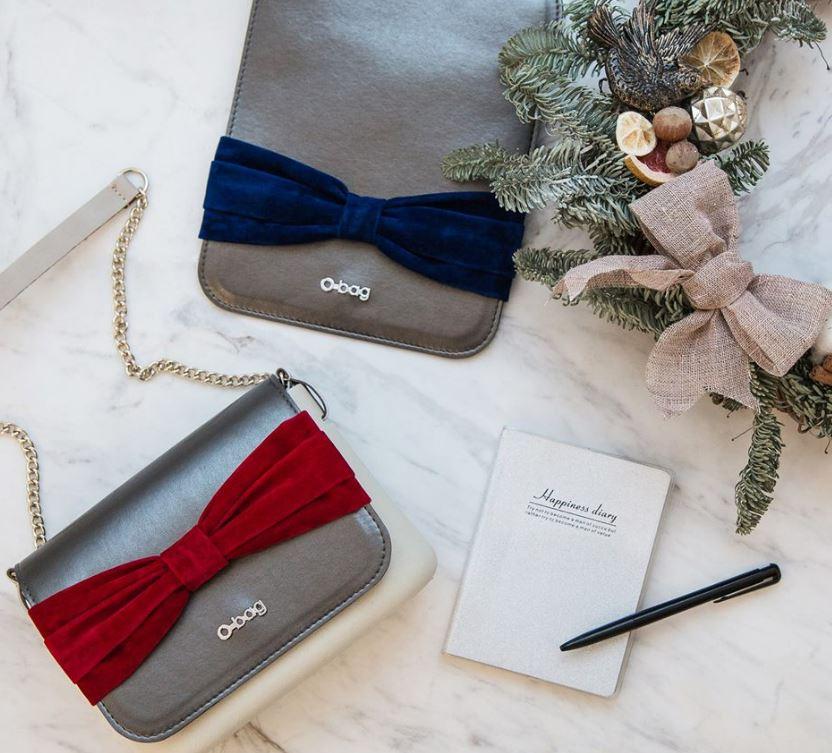 Pattine borse O Pocket di O Bag collezione Inverno 2017 2018 Foto e Prezzi