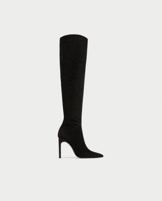 Stivali Trendy Lei Zara E Inverno 2017 Scarpe 2018 Eavvpq0n1w