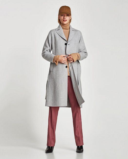 Cappotti Inverno Catalogo 2018 2017 Lei Trendy Prezzi Zara 6Adqq